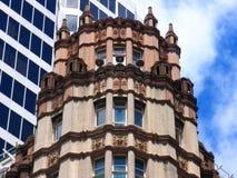 история здания auckland стоковые изображения rf
