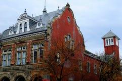 История музея Монреаля стоковые изображения