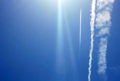 История неба Стоковое Фото