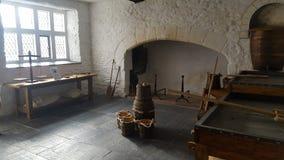 История путешествия замка Уэльса старая Стоковые Изображения RF