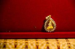 История mahathat Wat Phra Sri Rattana chinnarat Phra Будды Стоковое Изображение RF