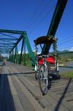 История Pai моста Стоковая Фотография