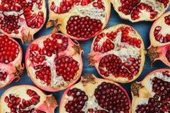 Источники витаминов и противостарителей в зиме, еды для сырцового Стоковое Изображение RF