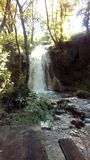 Источник воды на Taor стоковые изображения rf