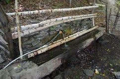 Источник питьевой воды Стоковые Фотографии RF