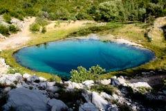Источник реки Стоковые Фотографии RF