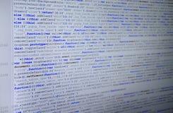 Исходный код программного обеспечения Проект открытого источника freeware Превращаясь программирование и кодировать технологий Ис стоковые изображения rf