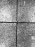 Исчерченная и пакостная текстура с треснутый Стоковая Фотография RF