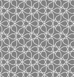 Исламская воодушевленная безшовная картина Стоковая Фотография RF