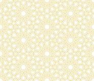Исламская предпосылка картины звезды иллюстрация вектора