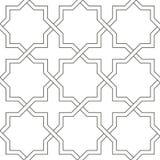 Исламская традиционная картина Стоковые Фотографии RF