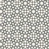 Исламский воодушевленный безшовный вектор картины Стоковая Фотография RF