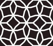 Исламский воодушевленный безшовный вектор картины Стоковое Изображение RF
