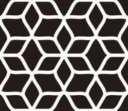Исламский воодушевленный безшовный вектор картины Стоковые Фотографии RF
