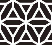 Исламский воодушевленный безшовный вектор картины Стоковое Фото