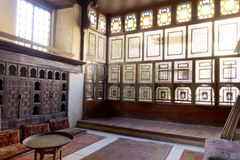 Исламский дом типа Стоковые Изображения