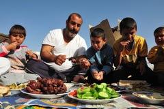Исламский праздник - пиршество поддачи Стоковое фото RF