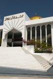 Исламский центр в мужчине Стоковая Фотография RF