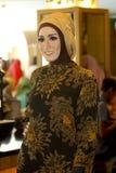 Исламское платье Стоковые Изображения