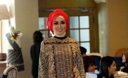 Исламское платье Стоковая Фотография RF