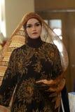 Исламское платье Стоковое Изображение RF