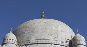 исламское старое купол усыпальницы shah hushang, mandav, Madhya Pradesh, Индии стоковые фотографии rf