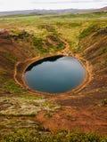 Исландия геология вулканизм Стоковые Изображения RF