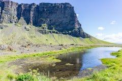 Исландия Стоковое Изображение RF