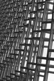 Исландия. Reykjavik. Концертный зал Harpa. Деталь фасада. Стоковые Изображения RF