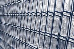 Исландия. Reykjavik. Концертный зал Harpa. Деталь фасада. Стоковые Фотографии RF
