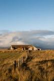 Исландский сельский дом Стоковые Фотографии RF