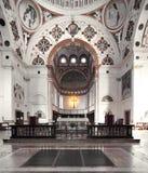 Италия - Ломбардия - милан - церковь Grazie delle Santa Maria Стоковые Изображения RF