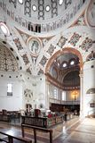 Италия - Ломбардия - милан - церковь Grazie delle Santa Maria Стоковое Фото
