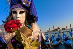 Италия маскирует venice Стоковое Фото
