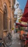 Италия Пиза и башня Пизы стоковое фото