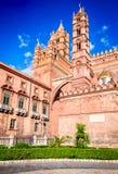 Италия palermo Сицилия Нормандский собор стоковое изображение rf