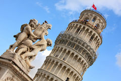 Италия pisa Тоскана Стоковые Фотографии RF