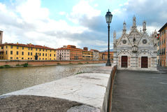 Италия pisa Стоковая Фотография