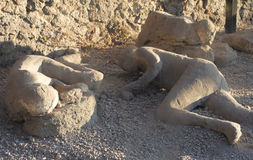 Италия pompei Стоковые Фото