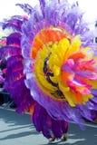ИТАЛИЯ, SANREMO - 12-ое марта 2017 парад весеннего времени Стоковое Фото