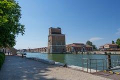 ` Италия Viva Arte Viva ` биеннале di Venezia Стоковое Изображение