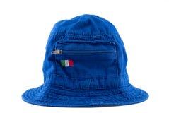 итальянка голубой крышки Стоковые Фото