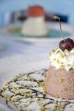 итальянка десерта Стоковое Изображение