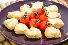 итальянка еды здоровая Стоковая Фотография RF