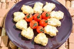 итальянка еды здоровая Стоковая Фотография