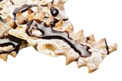 итальянка еды масленицы Стоковые Изображения RF