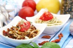 итальянка еды Стоковое Изображение RF