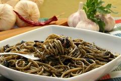 итальянка еды Стоковые Фото