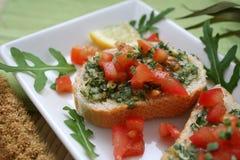 итальянка еды Стоковые Изображения