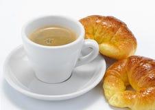итальянка завтрака стоковые фото